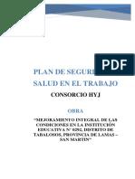 PLAN DE SEGURIDAD Y SALUD EN EL TRABAJO COLEGIO TABALOSOS VEGA.docx