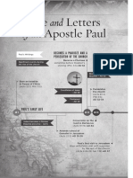 Paul Life and Letters Timeline