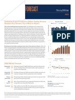 Dallas Fort Worth 2020 Multifamily Investment Forecast Report