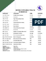 2020 cowgirls track schedule