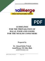 Halal Guidelines 1