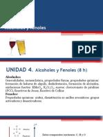 Capitulo 4 Alcoholes y fenoles