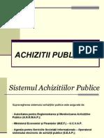 Suport Curs Achizitii Publice Iulie 2009