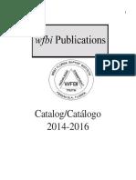 Catalogo Instituto Bautista West Flordia: