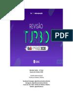 MATERIAL - ALUNOS - REVISÃO TURBO CEISC - DIP E DH - 2020