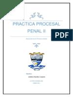 derecho PROCESAL PENAL PRIMERA UNIDAD.docx