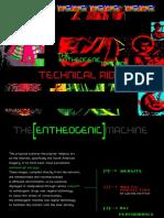 THE ENTHEOGENIC MACHINE + RIDER TECNICO eng