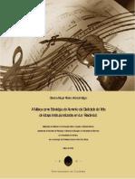 A Música Como Estratégia de Aumento Da Qualidade de Vida de Idosas Institucionalizadas Em Lar Residencial