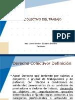 2 Derecho Colectivo (Desarrollo)