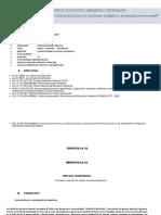 PROYECTO EDUCATIVO AMBIENTAL INTEGRADOR i.e16388