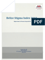 FINAL Belize Stigma Index REDCA+