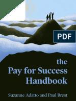 Adatto & Brest, Pay for Success Handbook