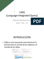 Manual de LINQ