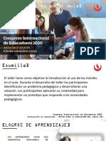 Talleres - CIE 2020