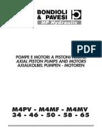 M4PV34 - M4MV - M4MF