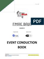 FMAE BAJA Season 3 - Event Conduction Book.pdf