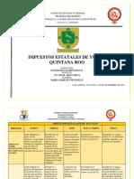 CUADRO COMPARATIVO Yucatán y Quintana roo