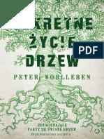 Peter Wohlleben - Sekretne życie drzew.pdf