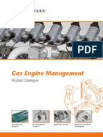 CAT Gas Engine Management e Decrypted