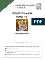 Cuadernillo I Nivel Niños 2017