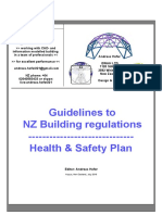 EWAH - Guidelines to NZ building regulations, Edition 1