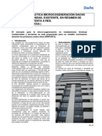 Ejemplo Microcogeneracion Baxi Dachs Edificio Res