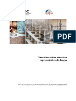 DIRECTRICES SOBRE MUESTREO REPRESENTATIVO DE DROGAS ONU.pdf
