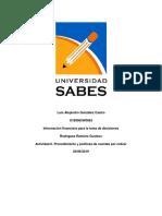 Actividad 6-Procedimiento y políticas de cuentas por cobrar