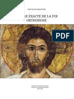 John Damascene, De Fide orthodoxa (French).pdf