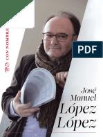 Entrevista José Manuel López López