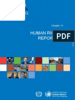 HR Reporting