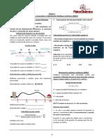 Aula 01 - Física 1 - Introdução à cinemática e Movimento Retilíneo Uniforme (MRU)