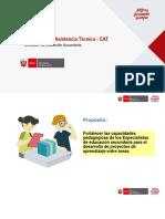 Proyectos de aprendizajes entre áreas