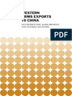 sipri policy paper - western arms exports to china by oliver bräuner, mark bromley and mathieu duchâtel.pdf
