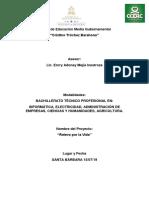 Informe de Relevo por la Vida-1 (Autoguardado)