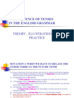 0sequence of Tenses