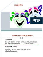New Personality