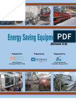 Energy Saving Equipment List (Release - 6 0) - Final