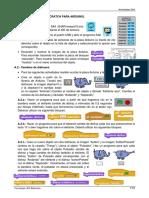 ACTIVIDADES CON S4A (SCRATCH PARA ARDUINO) A.1.-