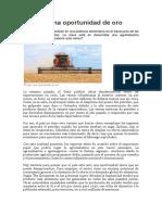 documento de agroindustria