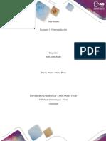 Escenario 1 - Contextualización etica docente
