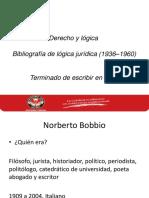 Derecho y Logica Norberto Bobbio