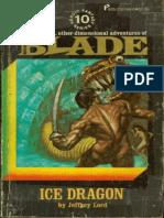 Blade 10 - Ice Dragon - Jeffrey Lord.epub