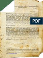 Literaturas Africanas de Língua Portuguesa v Resenha Crítica Romance Das Origens Origens Do Romance Marthe Robert