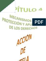 Mecanismos de Proteccion de Derechos