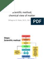 1 chem matter