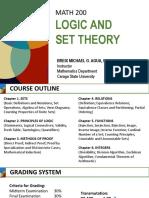 Math 200 Lecture 1 (Sets)