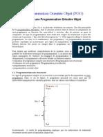 c++ orienté objet chapitre 1