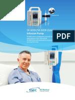 SK-600II Infusion Pump Brochure