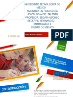 ENTREGABLE 1 MODELOS DEL TALENTO SOCIOCULTURAL E_M_R